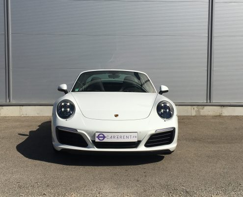 rent porsche 911 targa car4rent cannes car4rent