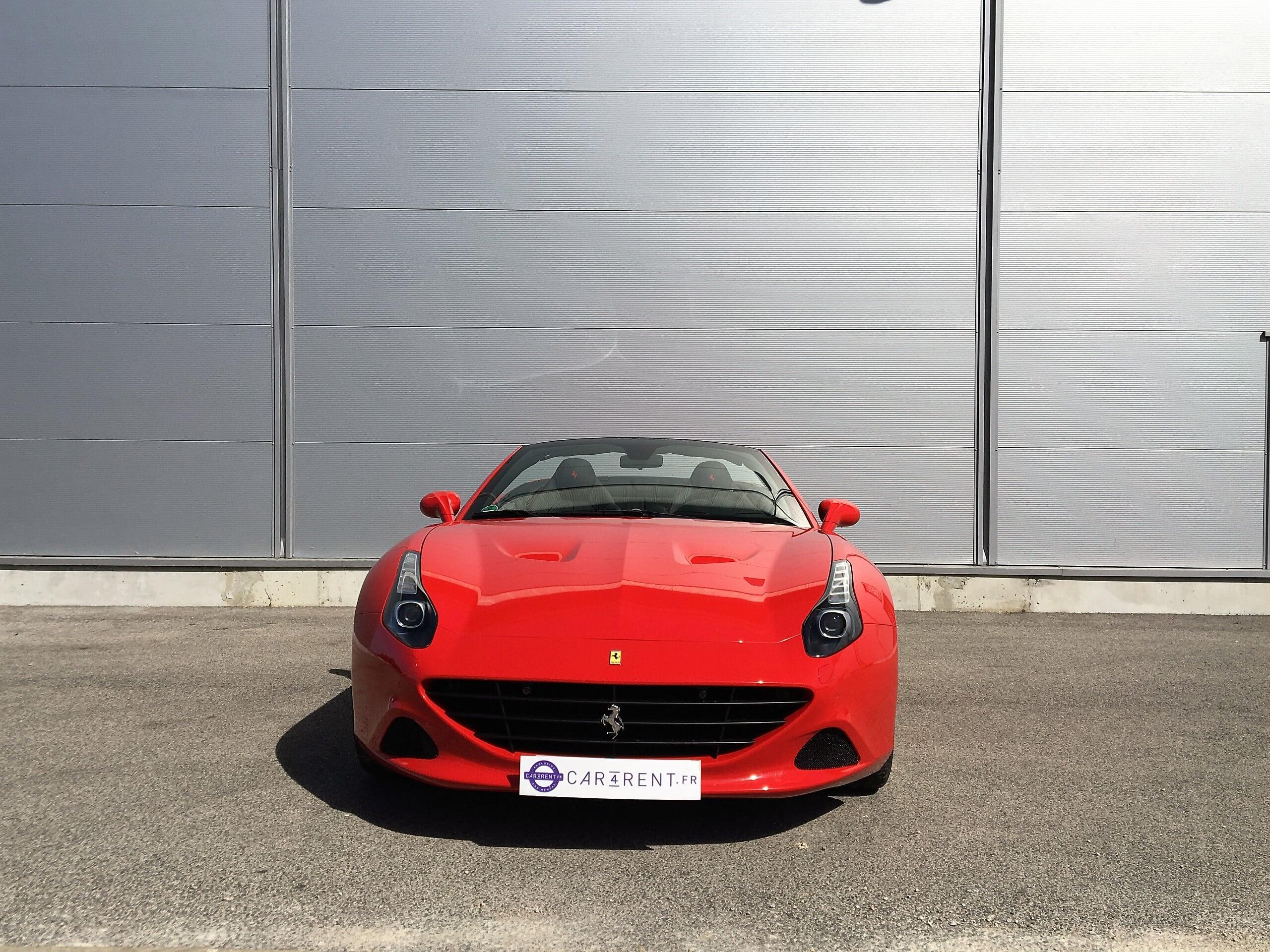 hire ferrari california T Cannes with car4rent