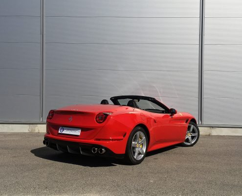 hire ferrari california T nice airport wirh car4rent