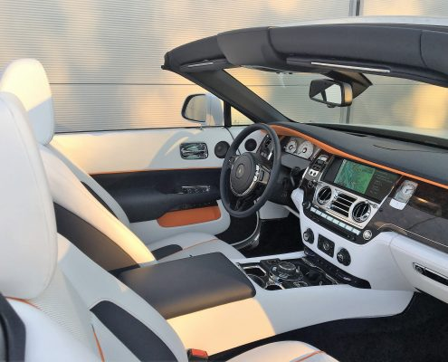 discover rolls royce dawn interior Car4rent