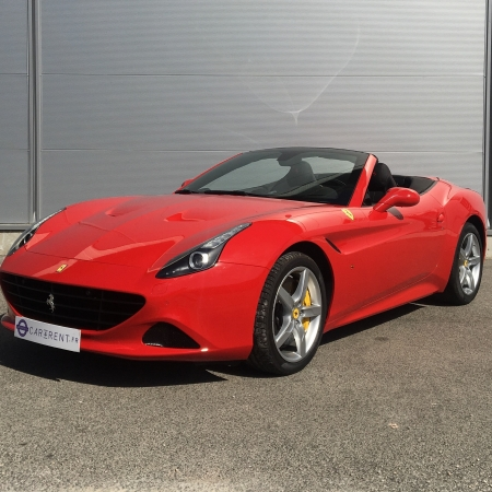 hire ferrari california t monte carlo thanks to car4rent
