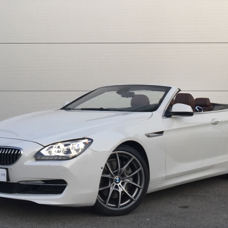 rent bmw 640 convertible thanks to car4rent