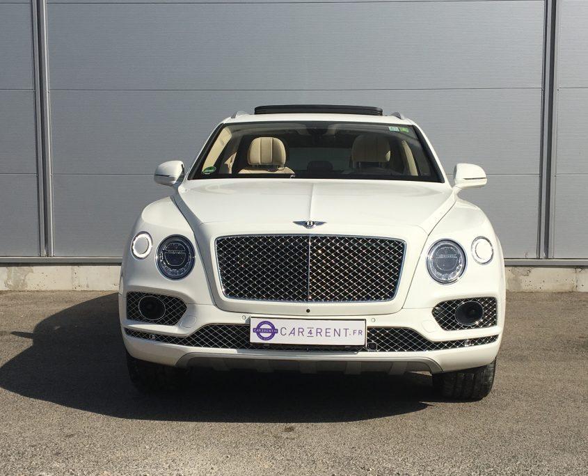 louer bentley bentayga cote d'azur Car4rent location voiture de prestige