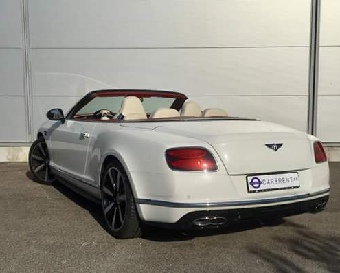 rent bentley continenatl gtc cannes thanks to car4rent