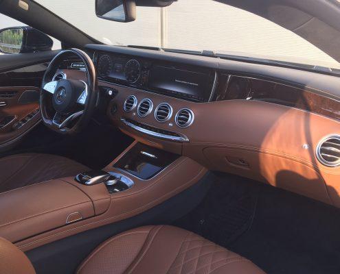 car4rent mercedes s500 coupé rental saint-tropez