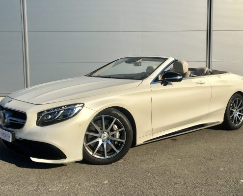 rent convertible cannes mercedes s63 amg