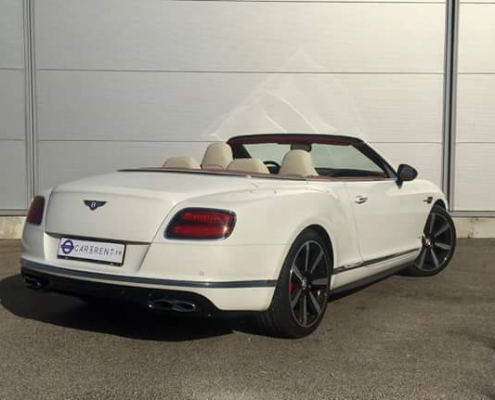 rent bentley continental gtc saint-tropez thanks to car4rent