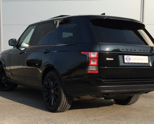 hire 4wd suv cannes car4rent range rover