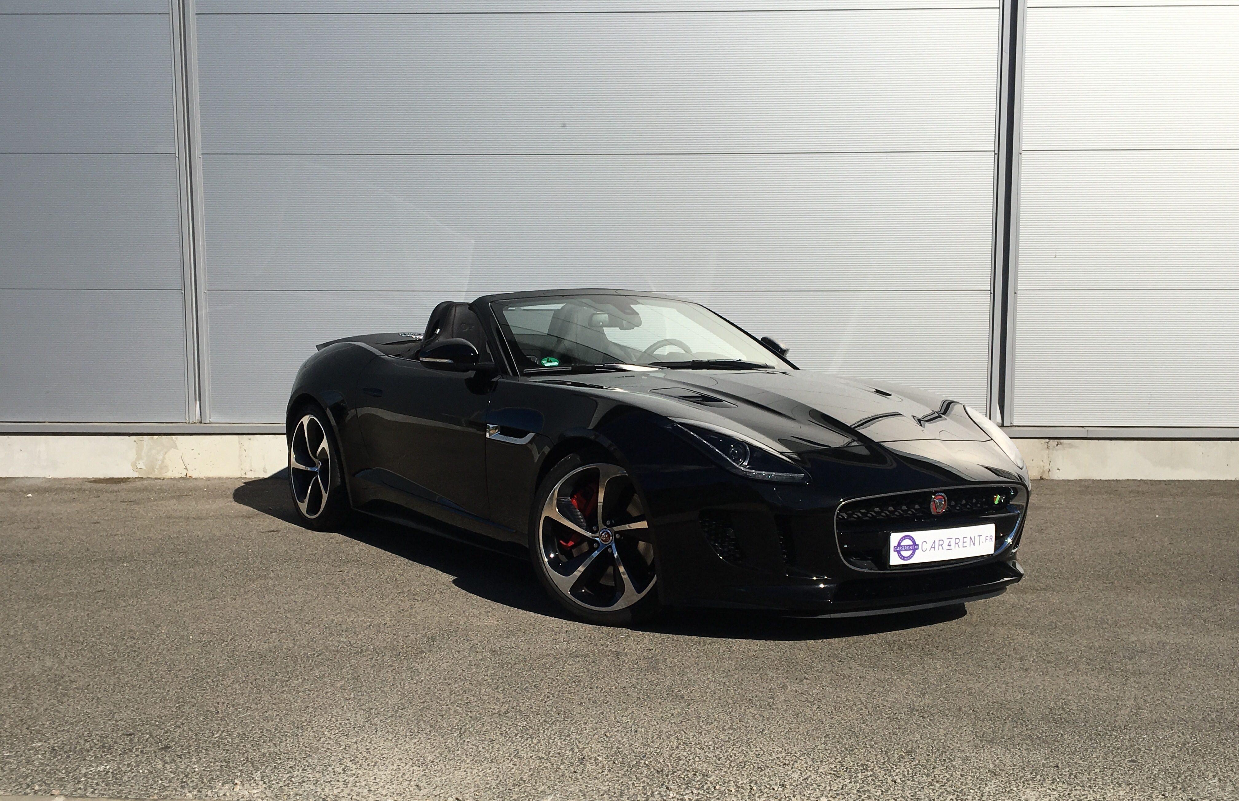 louer jaguar cannes car4rent