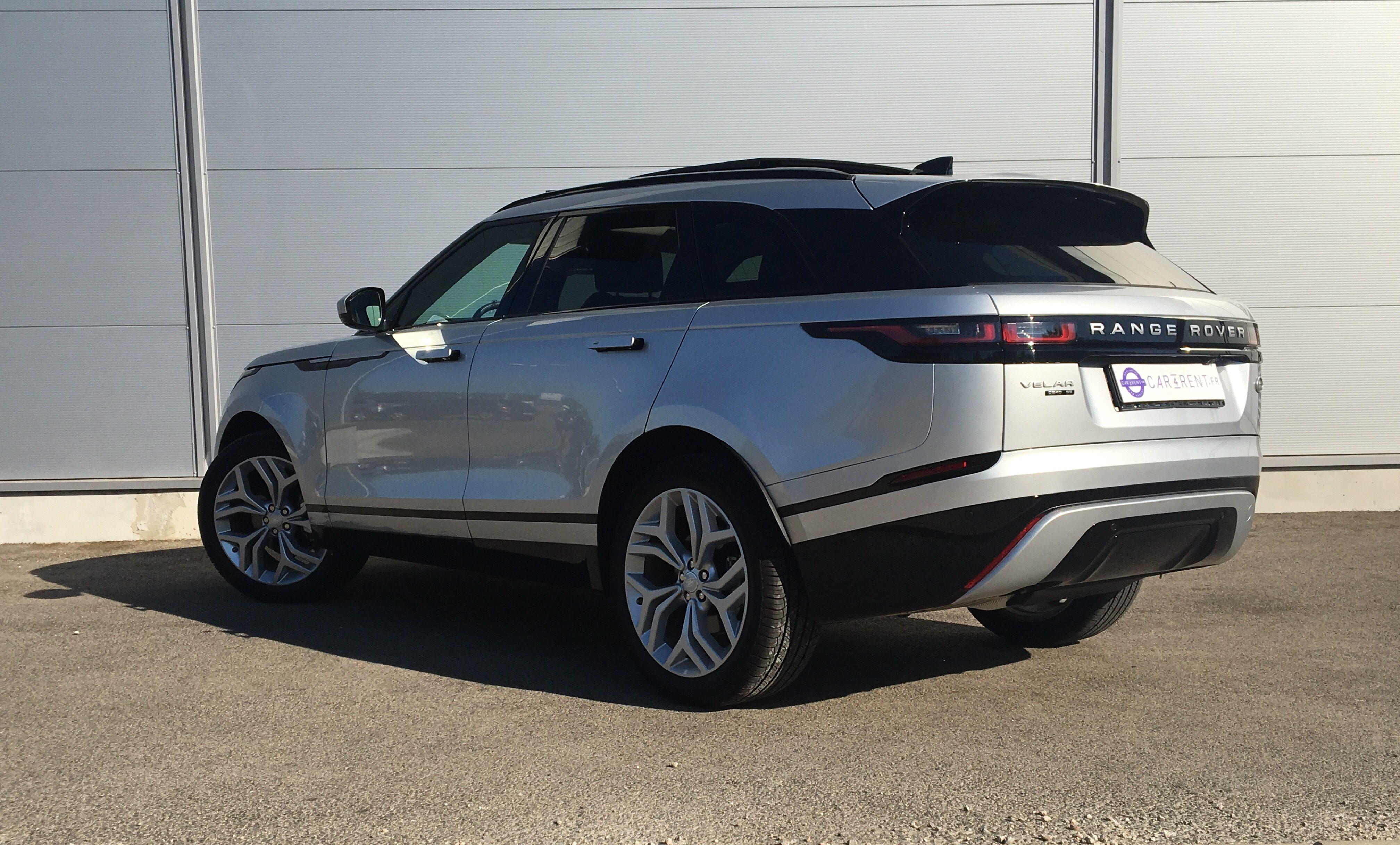 high end car rental range rover car4rent france