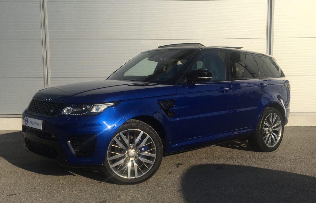 car4rent location voiture luxe cannes range rover sport svr. Black Bedroom Furniture Sets. Home Design Ideas