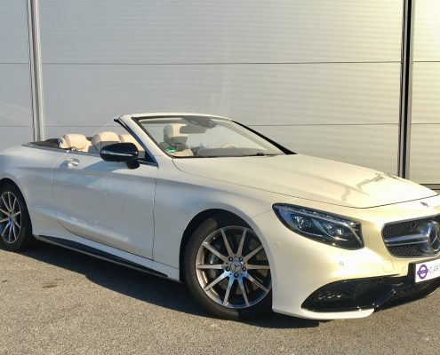 rent mercedes s63 amg convertible Car4rent luxury car rental saint-tropez