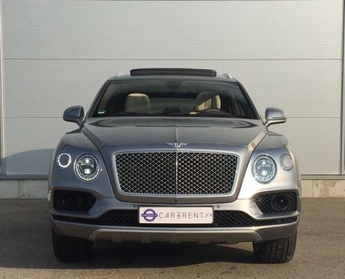 BENTAYGA CARSHARING car4rent autopartage voiture luxe france