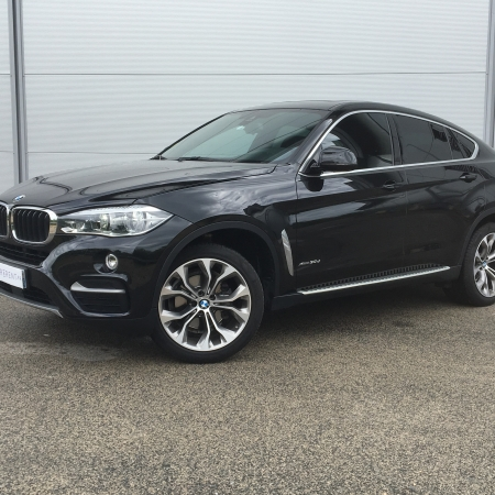 BMW X6 rental Cannes thanks to Car4rent