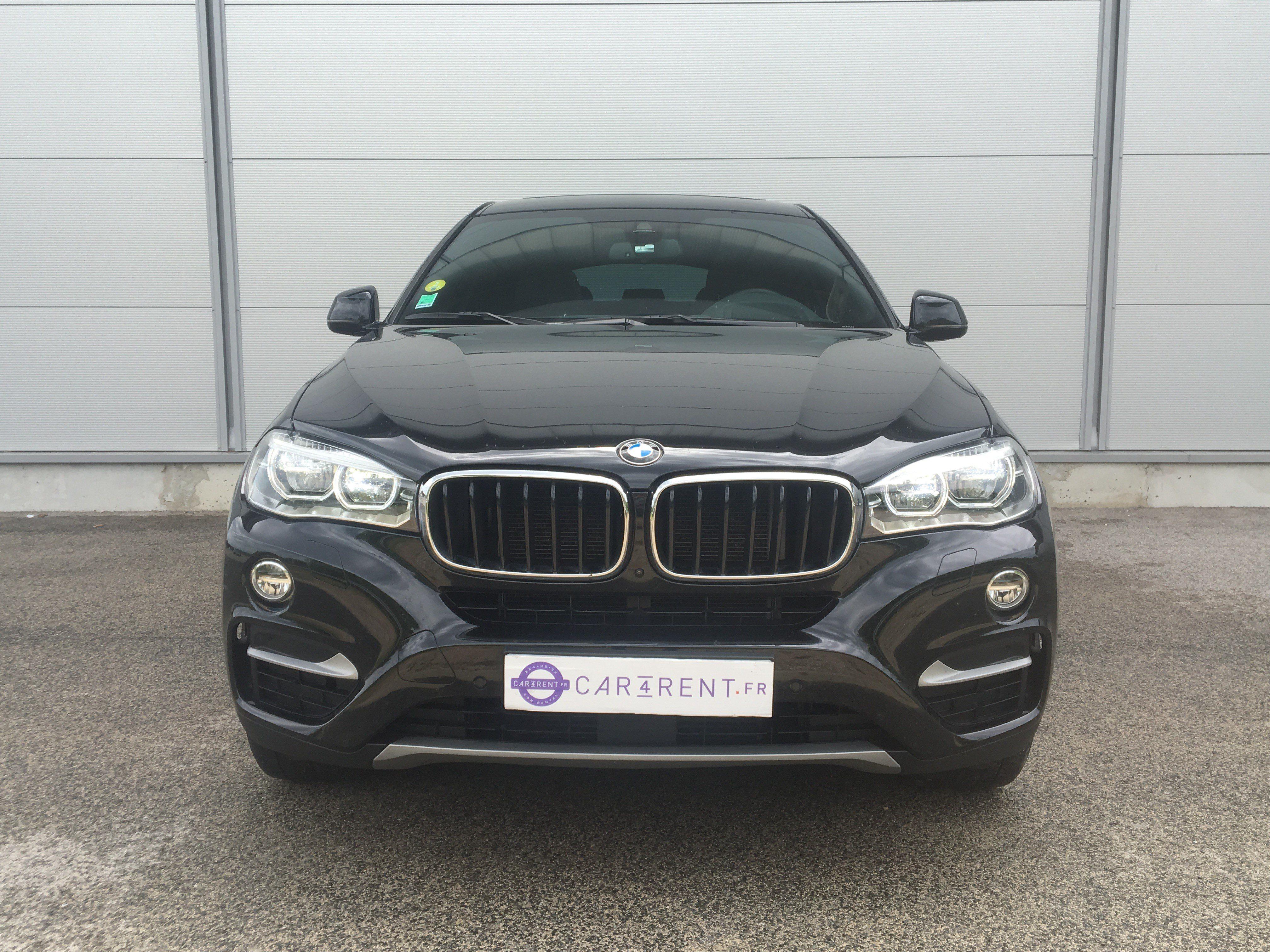 BMW X6 3 0d X Drive M pack Car4Rent