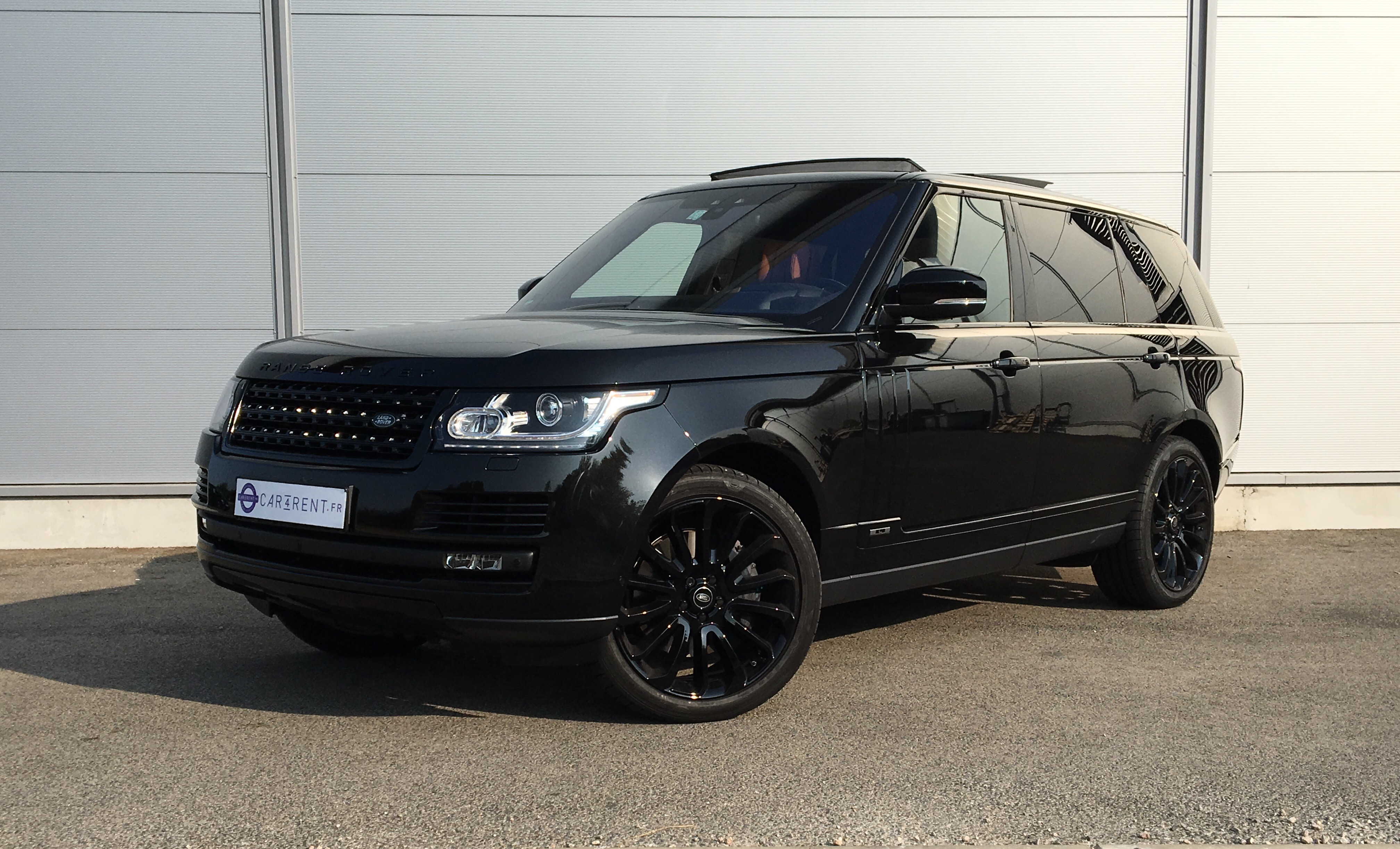 Range Rover Autobiography Long Supercharged
