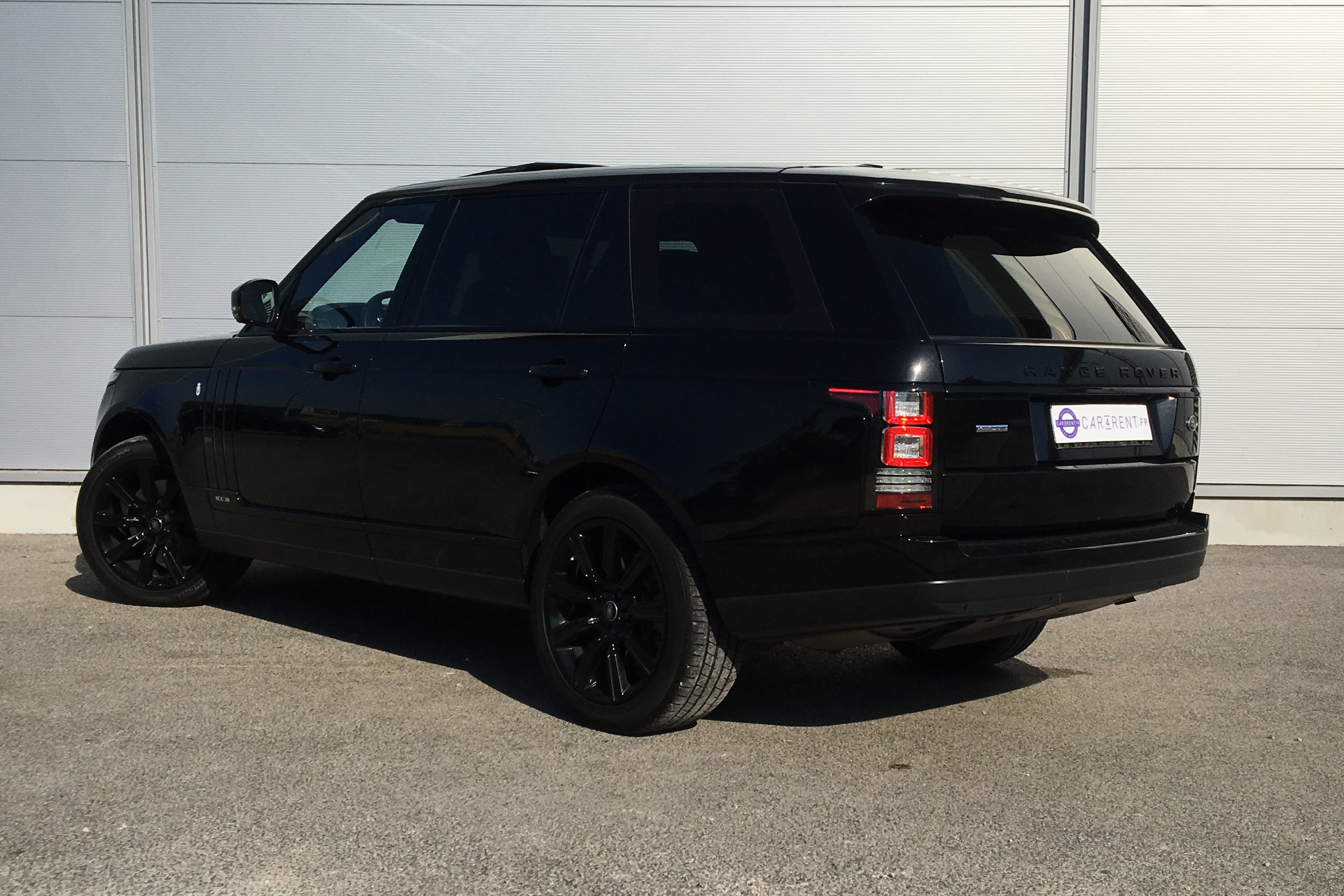 rent 4wd suv cannes car4rent range rover