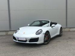 Porsche 991 4s convertible