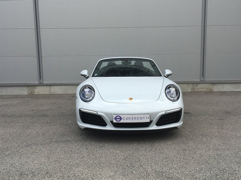 Car4rent Sports Car Hire Monaco Posrche Carrera 4s convertible Monaco