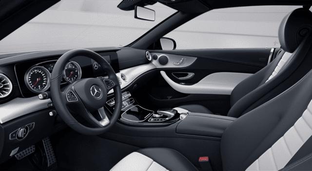 E220d cabrio intérieur car4rent location voiture luxe