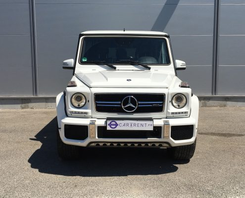 Car4rent 4x4 rental mercedes g63 long