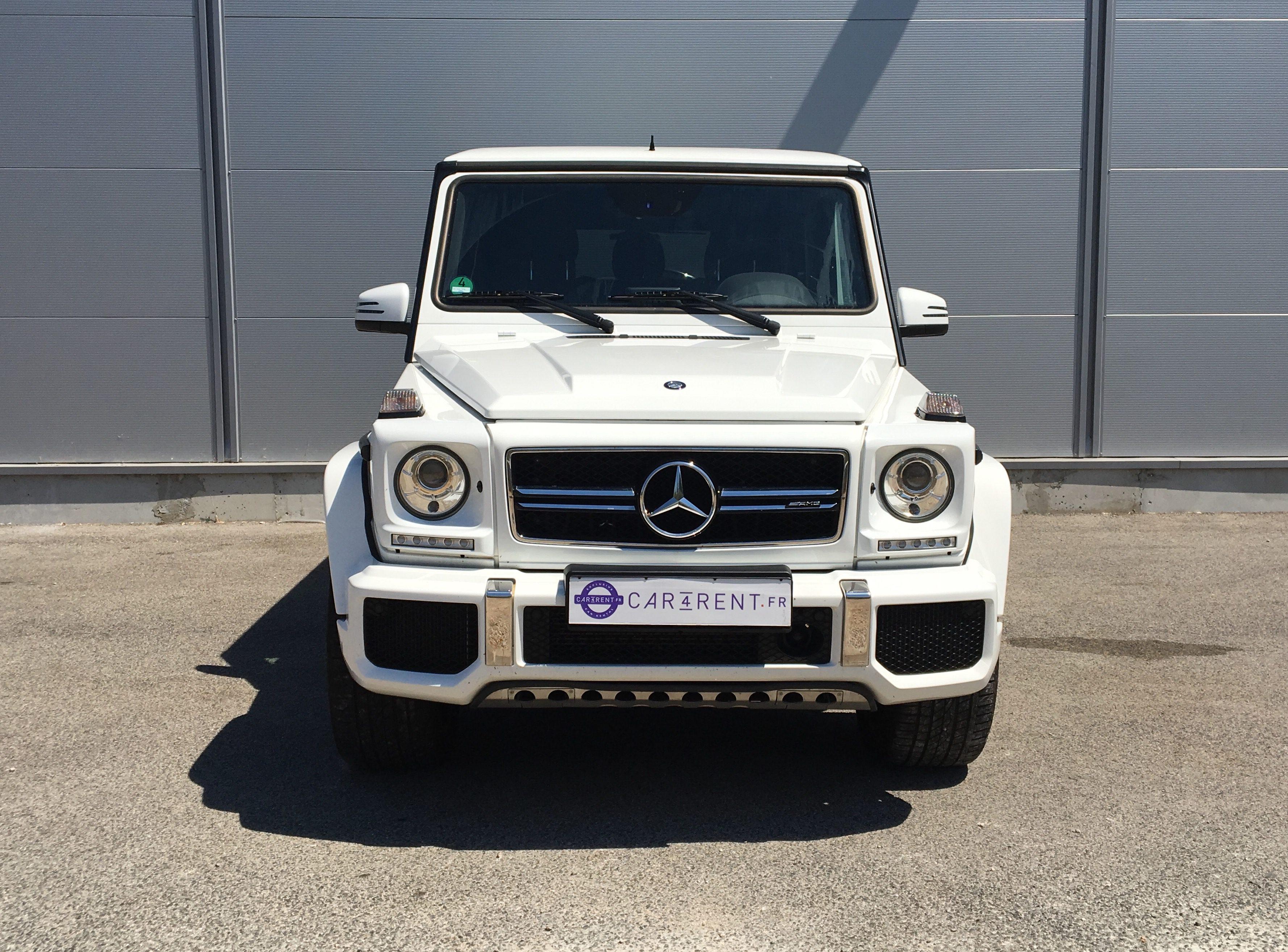 Car4rent 4x4 rental mercedes g63 long