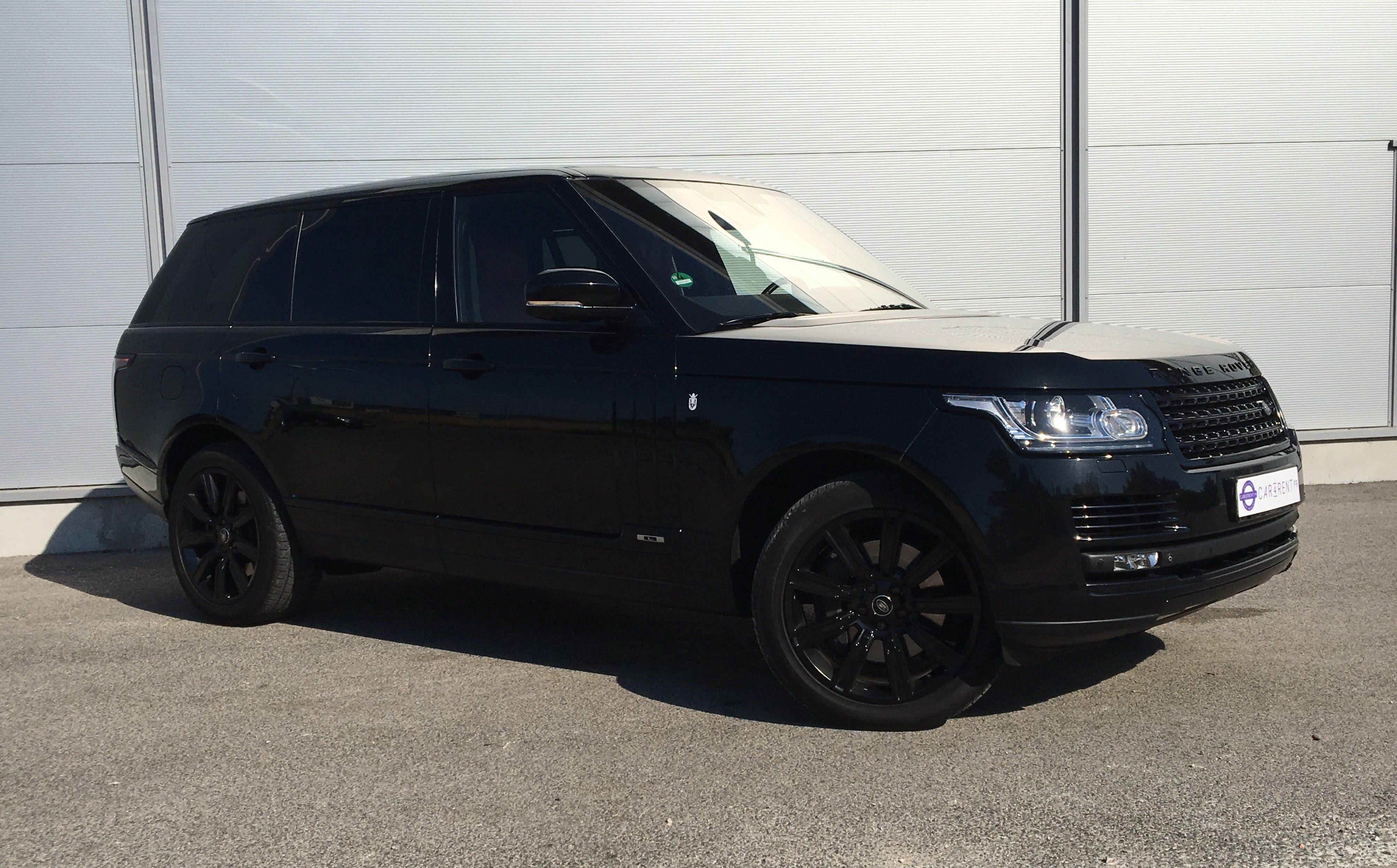 rent 4wd suv france car4rent range rover