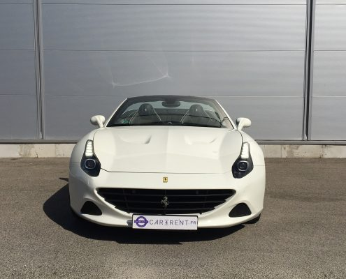 hire ferrari california france car4rent