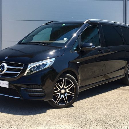 rent a mercedes v-class cannes Car4rent