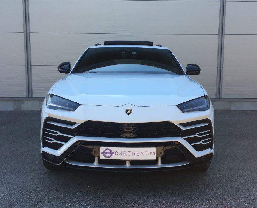 Louer Lamborghini Urus Saint-Tropez Car4rent