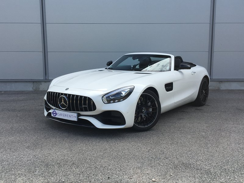 Location Mercedes AMG GT Roadster Monaco Car4rent