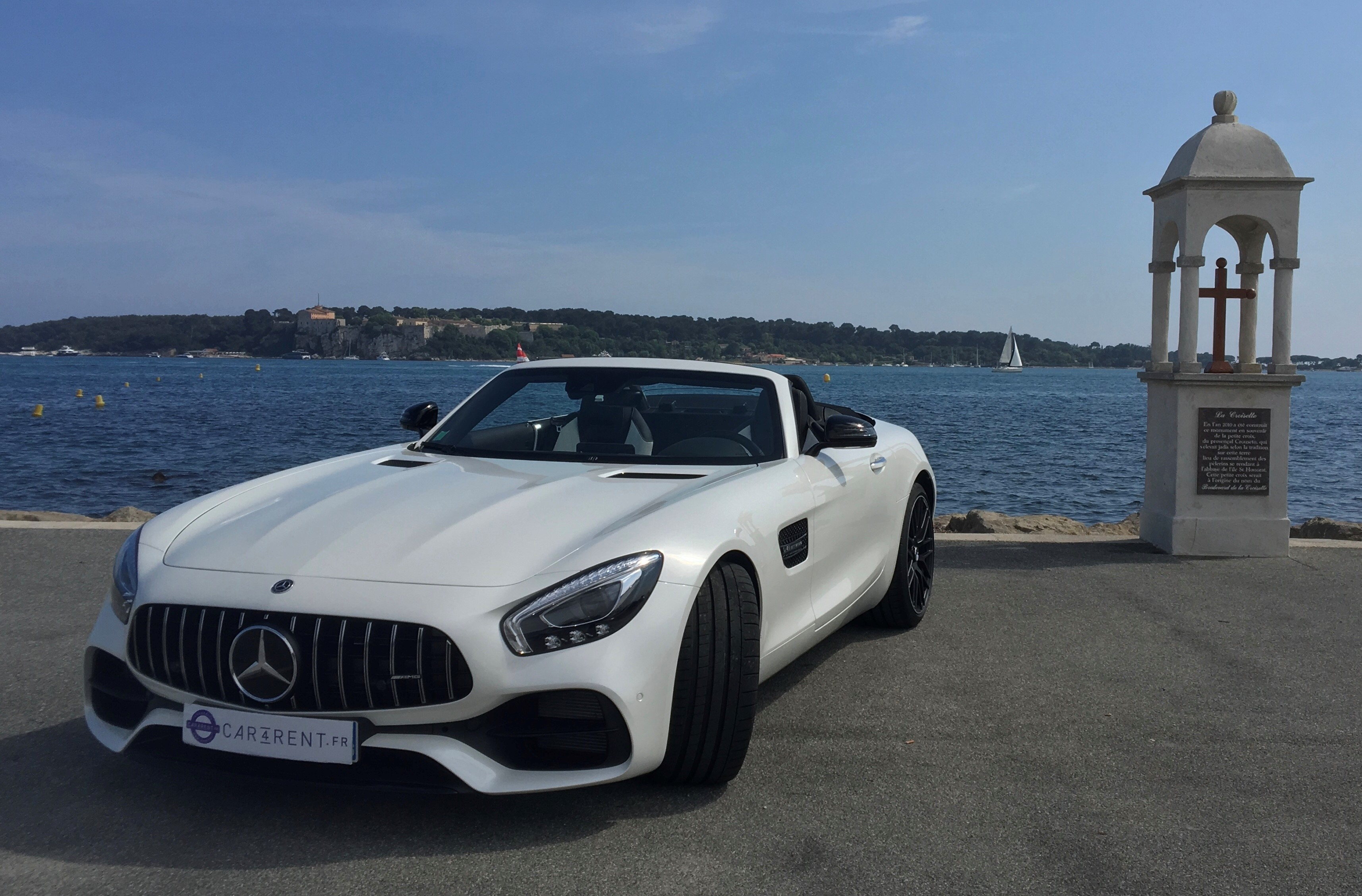 Louer Mercedes AMG Car4rent