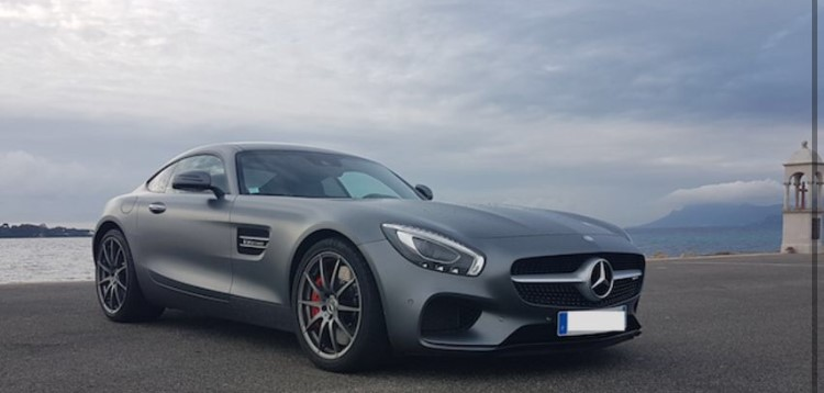 amg gts palm beach test drive supercar cannes car4rent