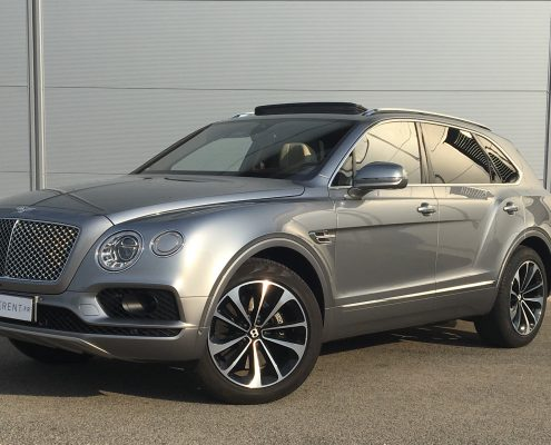 rent bentley bentayga riviera grey