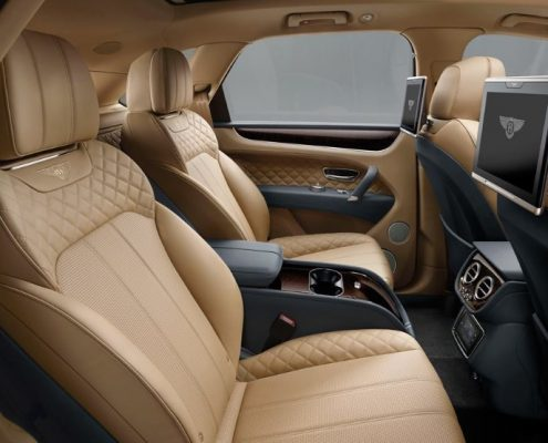 bentayga interieur beige car4rent