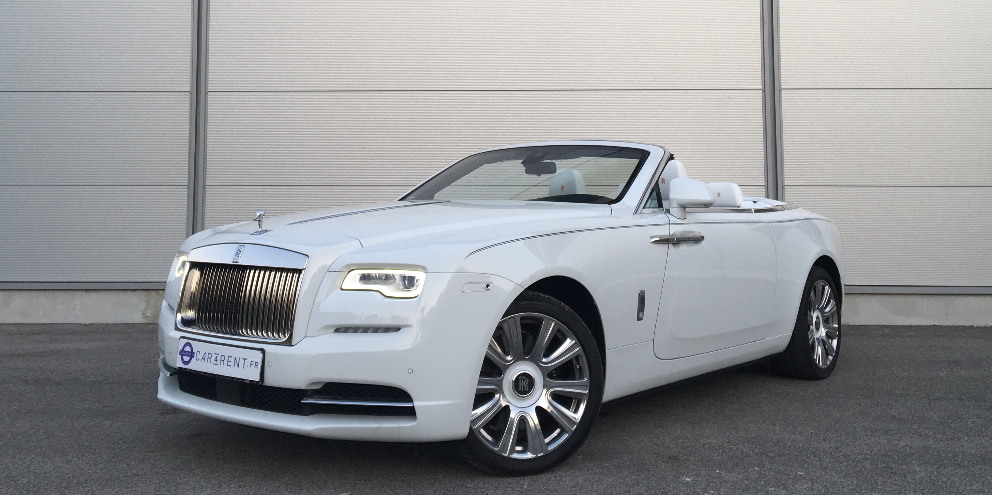 Rolls Royce For Hire >> Rolls Royce Dawn - Car4Rent