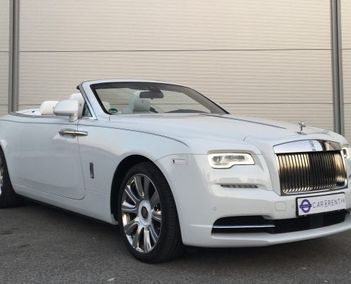 hire rolls royce dawn cannes avtd Car4rent luxury car for rent