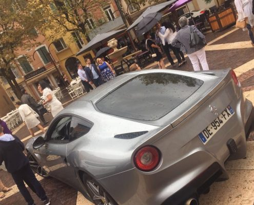 f12 berlinetta hire cannes car4rent