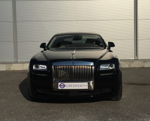 Hire rolls royce ghost riviera