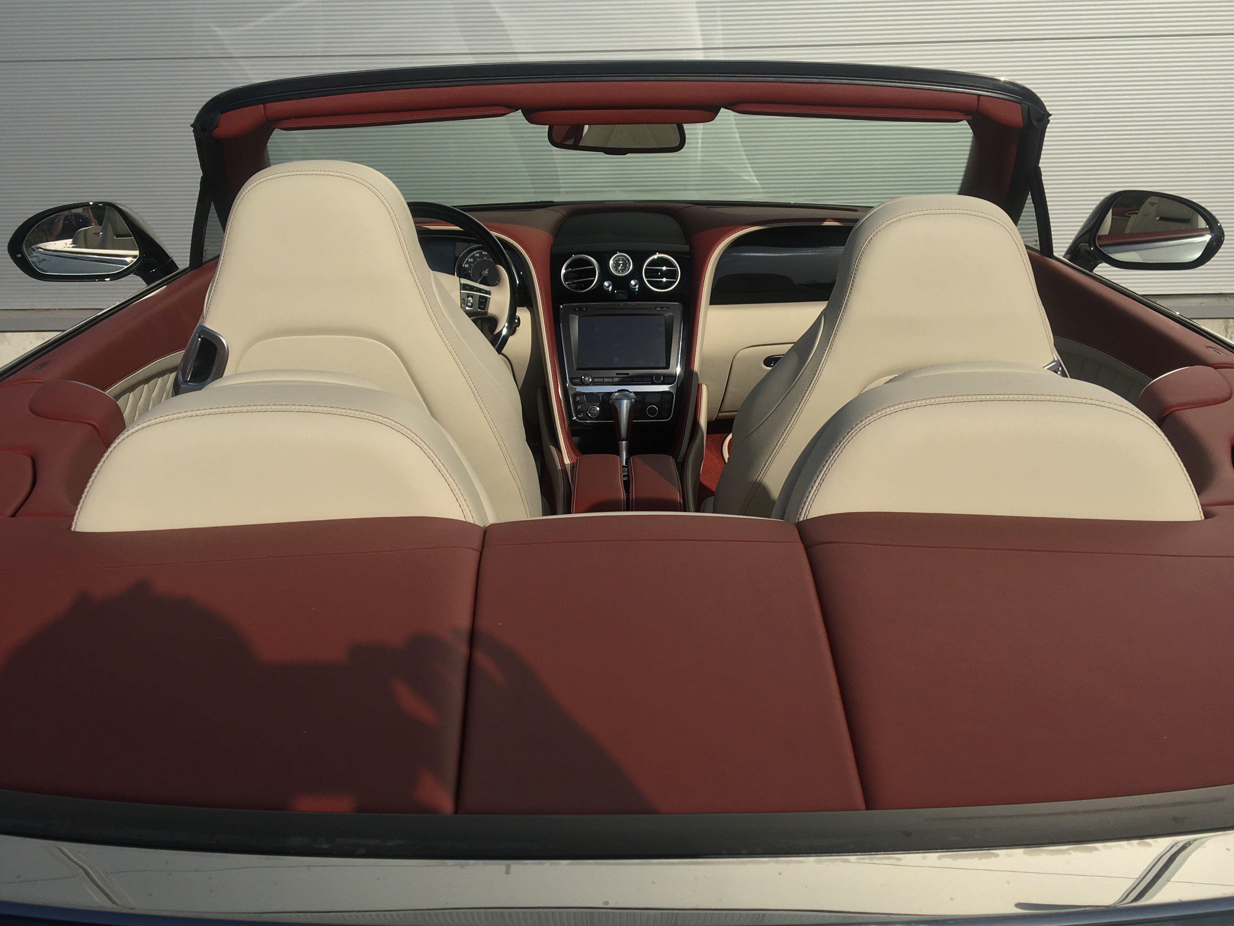 Rent a luxury car bentley gtc v8 car4rent