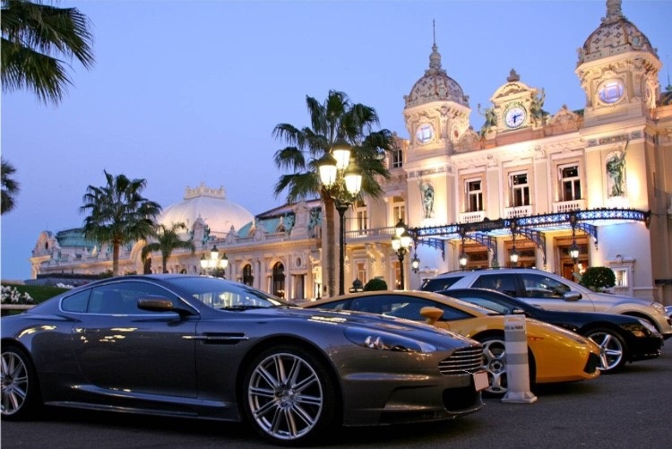 monaco aston martin rental carRent