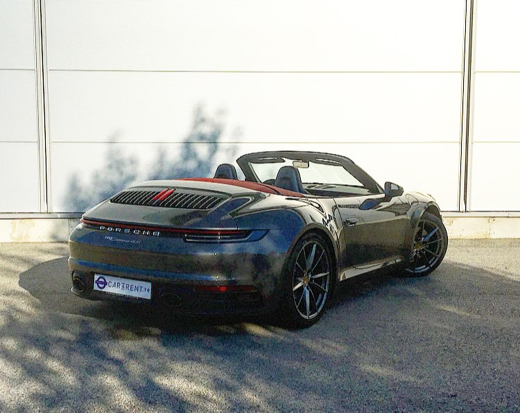 porsche 9921 rental monaco car4rent