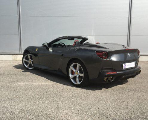 Ferrari portofino rental saint tropez