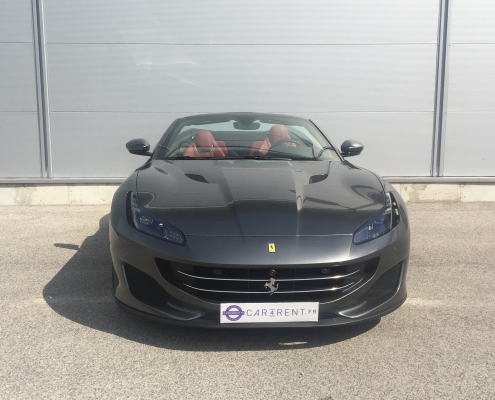 Ferrariportofino rental monaco