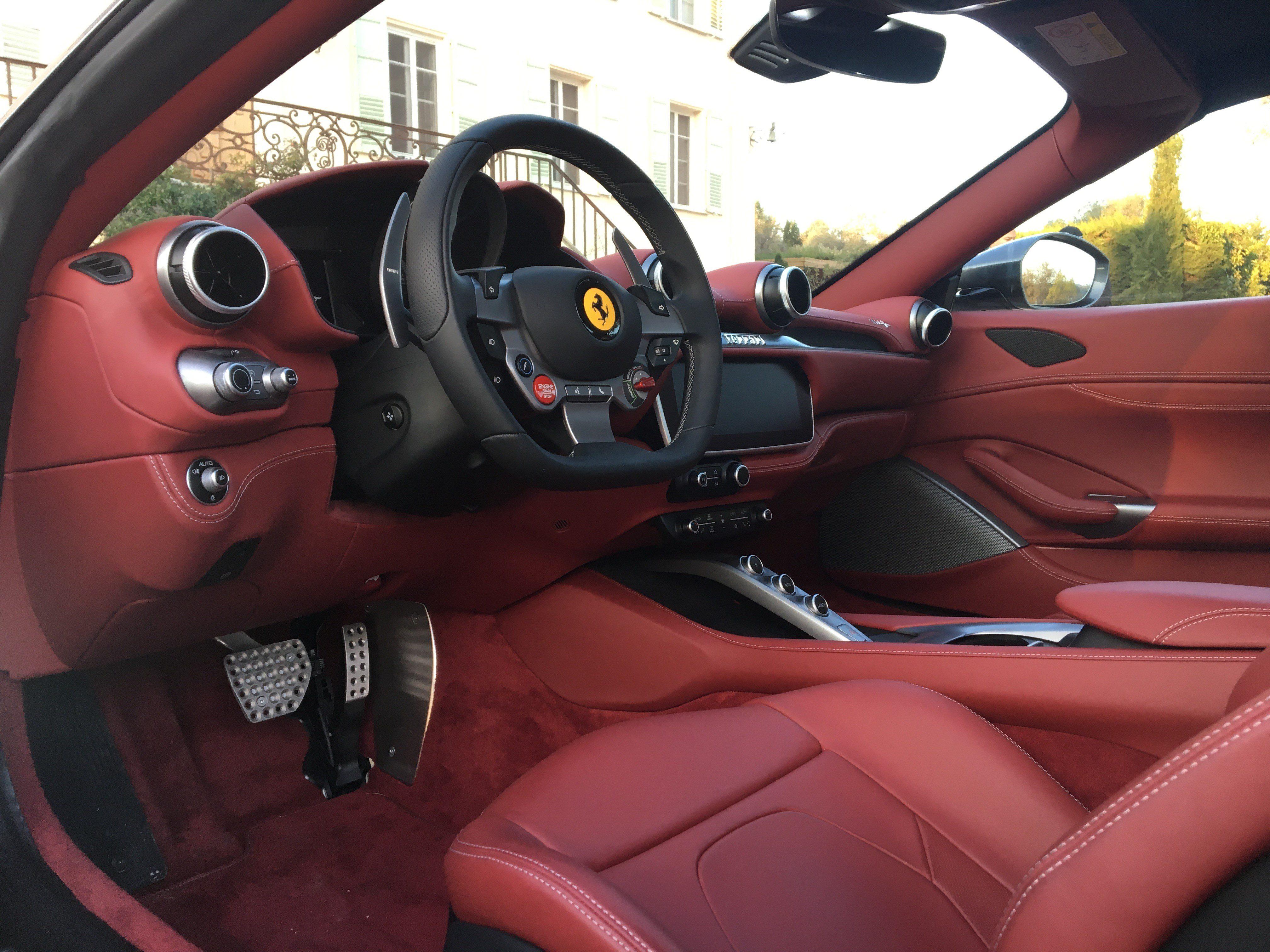 Hire Ferrari portofino antibes