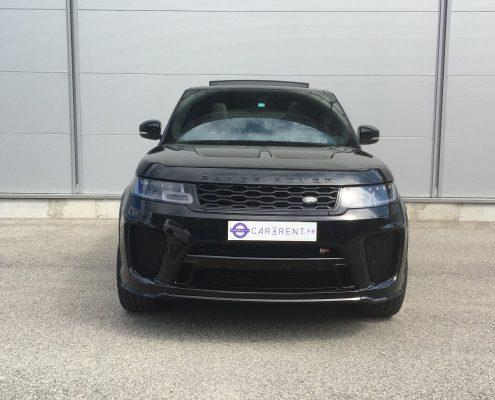 hire range rover sport svr