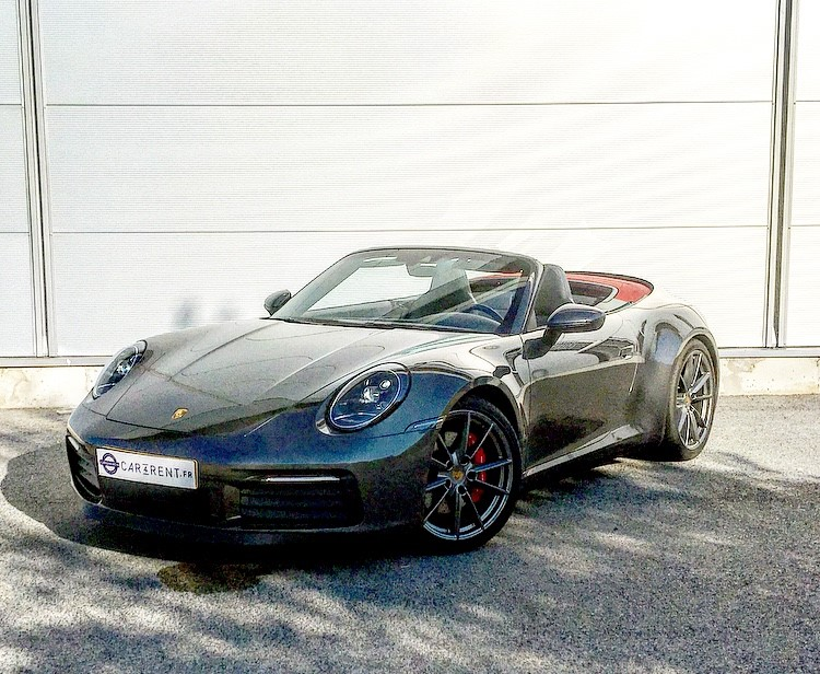 rent porsche 992 cannes car4rent