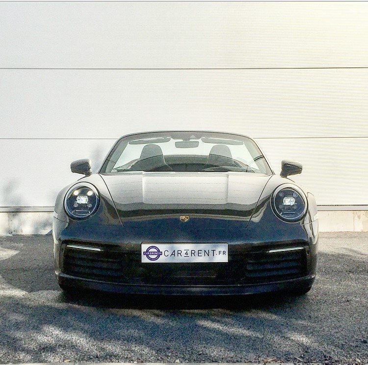 rent porsche 992 saint-tropez Car4rent