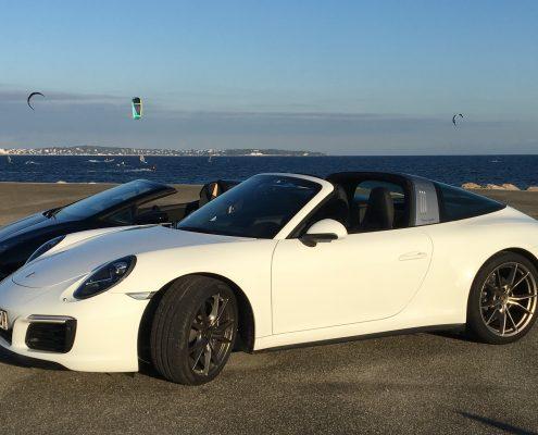 Rent high end car cannes car4rent Porsche