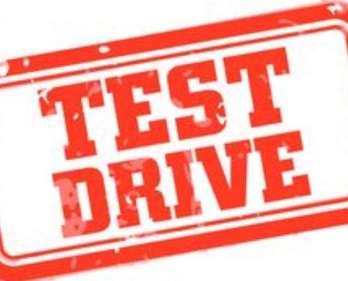 test drive car4rent